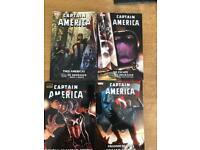 Captain America Trades