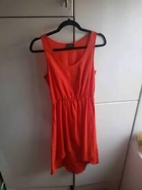Topshop Summer dress size 8
