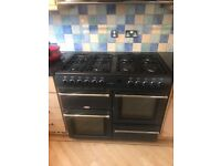Countrychef range gas cooker