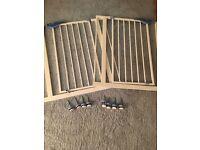 2 x Lindam Baby Safety Gates