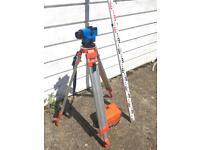 Leveller/measure/ aluminum tripod, leveling equipment theodolite, leveling instrument