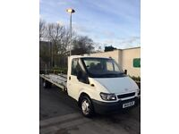 Recovery truck Ford transit