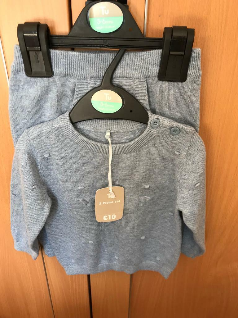 0f2288182 Baby boy outfit from TU Sainsbury s age 3-6 months brand new with tags