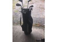 Donnay golf club set