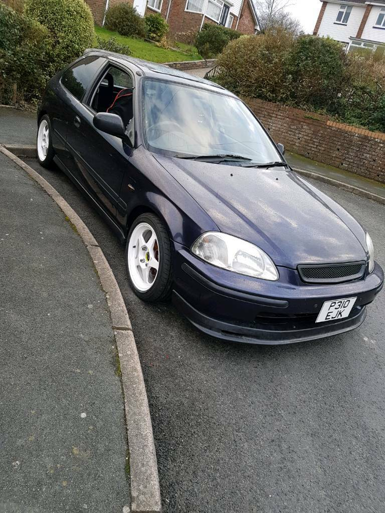 honda civic ek3 1997 pos swap in hampshire gumtree. Black Bedroom Furniture Sets. Home Design Ideas