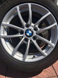 Bmw,porche,Mercedes, rims and tyres