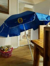 Fosters garden parasol bnib