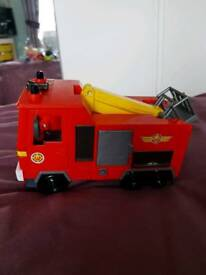 Fireman Sam fire engine