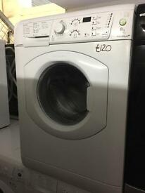 HOTPOINT AQUARIUS 8 KG WASHING MACHINE
