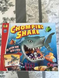 Chomping Shark Game