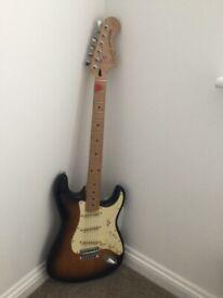 Fender Squier Stratocaster guitar for sale