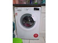 Washing Machine - Hoover - 11 months warranty remaining - used only for 2 months
