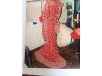 Asian wedding lengha size 6-8