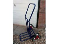 Heavy Duty Stair Climbing Sack Trucks ** LIKE NEW!! **6 Wheels Sacktruck truck