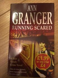 Ann Granger- Running scared
