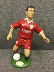 Vintage retro 1990s 90s Robbie Fowler Vivid Imaginations Figure Statue football player SDHC