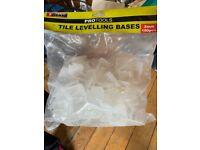 Tile levelling bases
