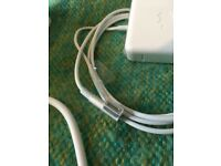 60W MagSafe power adapter with MagSafe 2 style connector