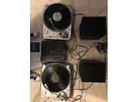 DJ mixer kit