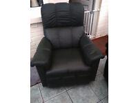 La-z-boy recliner chair, Dark Green