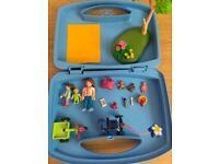 Playmobil 9103 Family Fun Family Picnic Carry Case