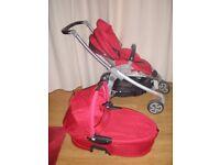 Maxi Cosi Elea Pushchair & Carrycot & Car seat