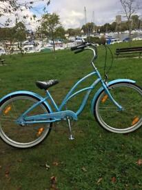 Electra Cruiser Ladies or Girls bike for sale immaculate condition