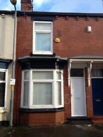 2 Bedroom House For Rent £100 Per Week