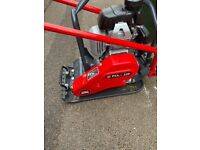 Compactor belle pclx 320 with Honda cx 120 engine