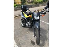 Suzuki DR 125 SM Trials bike 2011