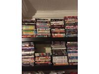 150 dvds!