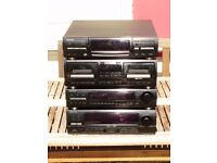 Kenwood Stereo Units. Spares or Repair. 4 Different units