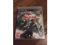 PS3: Dead Island