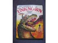 Mysteries of the Unknown hardback book