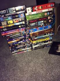 Huge selection of DVD's