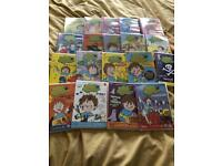 Horrid Henry dvd collection