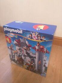Brand New Playmobil 6697, unopen box. Baron's Castle.