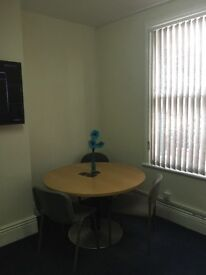 Rooms to let inc bills, suitable for office beauty rooms , Physio , professional services, storage