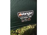 Vango Ultralight 100 tent