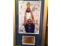 FABIO CANAVARO signed World Cup 2006 £100