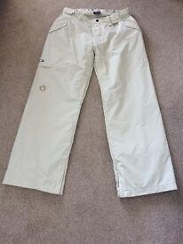 Women's Oakley Snowboard / Ski Pants Size 14 (UK)