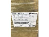 Rock wool insulation 170mm thick