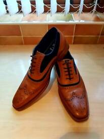 Barker McClean Shoes :10.5.F.