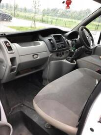 Vauxhall vivaro 2.0