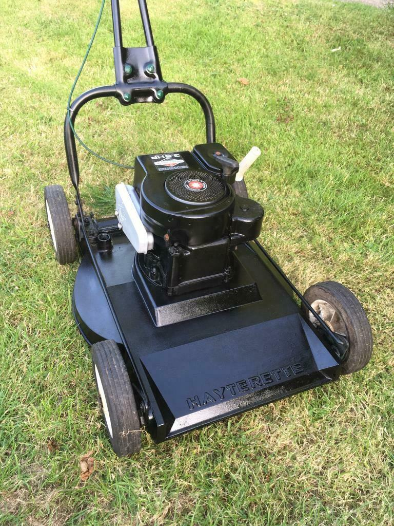 Lawn Mower Low Rpm