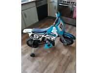 Feber Alpha 6v Motorcross bike