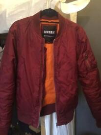 Urban Classics Bomber Jacket in M