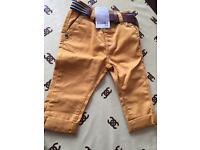 Next trouser 6-9 month £8