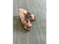 Brand new Sisley shoes size 6