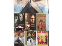 VHS Original movie collection